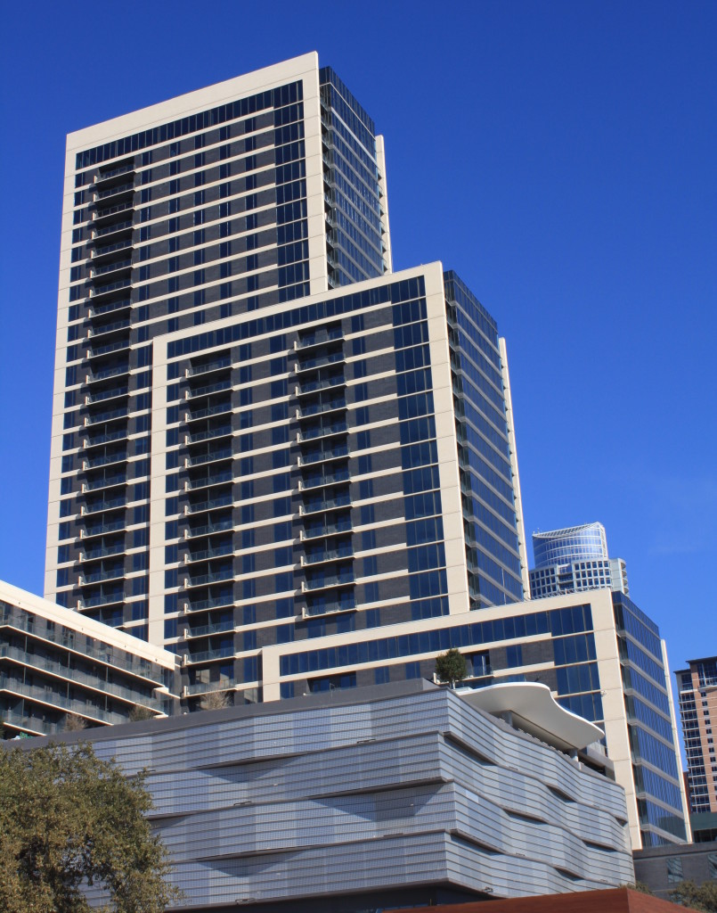 Green Water Residential Tower, Austin, TX